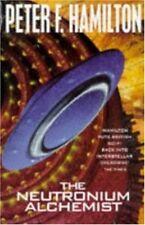 The Neutronium Alchemist (Night's Dawn Trilogy),Peter F. Hamilton