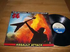 Michael Schenker group-Assault attack.lp
