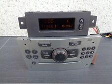 Vauxhall Corsa D Meriva CD30 Radio Stereo CD Player with Display 13357130