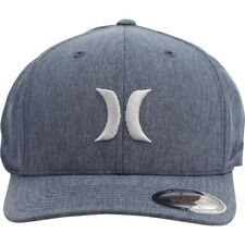 Hurley Phantom Boardwalk cap - grey with white embroidered H - size S/M