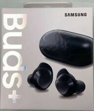 New listing Samsung Galaxy Buds+ Plus   Cosmic Black   Bluetooth   Sm-R175
