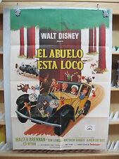 A508 EL ABUELO ESTA LOCO WALTER BRENNAN WALT DISNEY ROLLS ROYCE