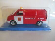 CARARAMA VW VAN - BOMBEROS SCALE 1:43