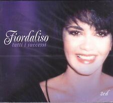 3 CD ♫ Audio Box FIORDALISO ~ TUTTI I SUCCESSI ~ THE BEST ~ IL MEGLIO nuovo