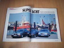 MOT 4699) Mercedes 400 SE mit 286PS besser als...?