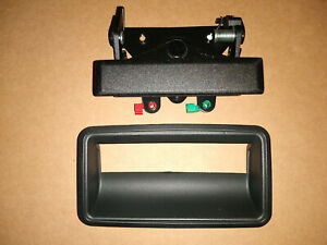 1988-1998 CHEVY SILVERADO PICKUP TAILGATE HANDLE LATCH AND BEZEL C/K 1500 2500