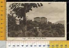 41011]  FROSINONE - FIUGGI - ALBERGO DELLA CASA DEL MAESTRO  _ 1937