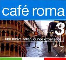 CAFE ROMA 3 An Italian Lounge Experience - VARIOUS ARTISTS CD