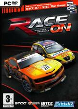Race On WTCC '08 & US Muscle (PC DVD) Brand New & Sealed (Race 07, WTCC & STCC)