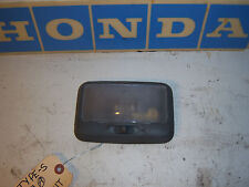 2001 acura CL OEM Type-S overhead dome light map light roof gray