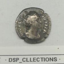 DENIER - FAUSTINE MÈRE, ( L'ÉTERNITÉ ) ROME 141  RIC.353- Réf: 61/M05