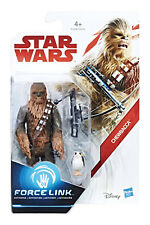 STAR WARS Force Link - Chewbacca Actionfigur mit Porg HASBRO Neu (LR41)