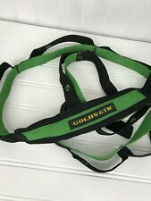 Gold's Gym stretch assist strap - 12 levels progressive flexibility by Golds Gym