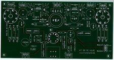 KT 88, 6550, KT 66, KT 100, KT 120 el 509, 5881-se amp circuito stampato