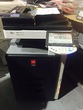 Konica Minolta BizHub C353 Oce CM3522 Color Copier Printer Scanner Fax LOW Count