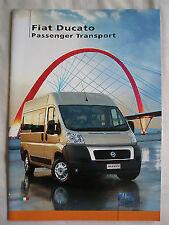 Fiat Ducato range brochure Mar 2007