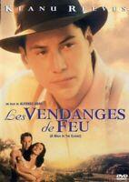 DVD Les vendanges de feu Keanu Reeves Occasion