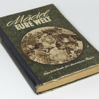 German Girl Book Yearbook Vol. 5, 1944 w/200 photos BDM Jungmadel Youth wartime