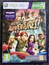Kinect Adventures! Xbox 360 genial Spaß Familie interaktive Geschenk Microsoft VGC