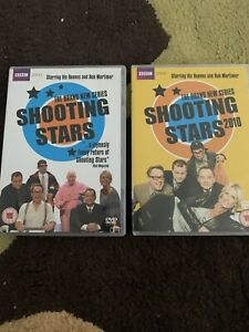 Shooting Stars 2009 & 2010 - The Complete Series (DVD) .