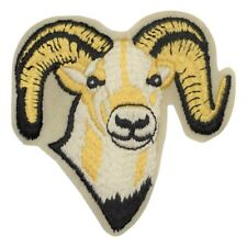 Vintage Ram Patch (Large, Iron on)