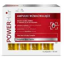 JOANNA power hair strengthening ampoules weak thin hair loss reduction 4x10ml