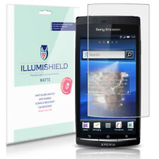 iLLumiShield Anti-Glare Matte Screen Protector 3x for Sony Ericsson Xperia Arc S