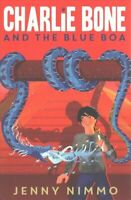 Charlie Bone and the Blue Boa by Jenny Nimmo 9781405280945 | Brand New