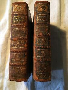 Théâtre Espagnol 2 tomes Chez De Hanzy 1770