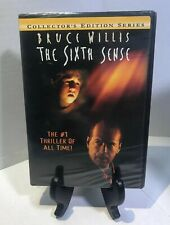 The Sixth Sense (Dvd, 2000, Collectors Series) Shyamalan Bruce Willis New Sealed