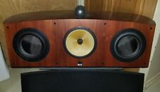B&W Bowers & Wilkins HTM3s Center Channel/Front Speaker with Stand