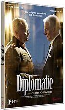 DVD *** DIPLOMATIE ***  avec André Dussolier, Niels Arestrup (neuf sous blister)