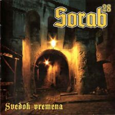 Sorab  ‎– vedok remena   CD