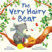 """AS NEW"" The Very Hairy Bear, Beth Shoshan, Book"