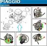 Carburateur complet d'origine PIAGGIO X8 125 X9 125 Evo Xevo 125 Ref 8739105
