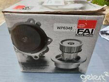 FAI WATER PUMP WP6348 FITS CDTi 1.3 diesel CHEVROLET FIAT LANCIA SUZUKI VAUXHALL