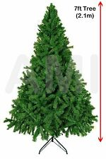 7ft / 210cm Green Traditional XMAS CHRISTMAS TREE ARTIFICIAL 1500 TIPS SALE