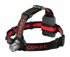 Coast  HL5  175 lumens Black  LED  Head Lamp  AAA Battery