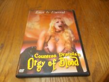 LUST IS ETERNAL-COUNTESS DRACULA'S ORGY OF BLOOD DVD