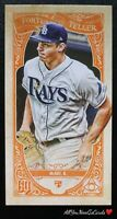 Brendan McKay 2020 Topps Gypsy Queen Fortune Teller Insert Rookie Card RC#7 Rays