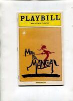 Vintage Broadway Theatre PLAYBILL 2003 MAN OF LA MANCHA Brian Stokes Mitchell
