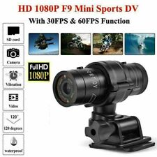 F9 Hd 1080P Dv Mini Waterproof Sport Camera Helmet Bike Action Dvr Cam Video Bs