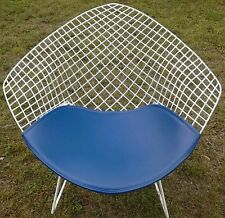 "Knoll Style Bertoia ""wider"" half-Diamond lounge chair cushions colors available"
