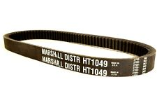 Marshall Ht1049 Drive Belt for Vintage Arctic Cat Yamaha Snowmobile(Fits: Lynx)