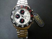 Reloj pulsera unisex RACER Multifunction Quartz Original G6MV710 Nuevo cadete