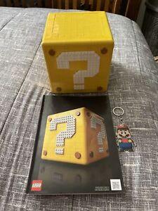 Lego Super Mario 64 - Question Mark Block