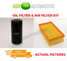 PETROL SERVICE KIT OIL AIR FILTER FOR JAGUAR XJ6 3.0 238 BHP 2003-09