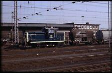 35mm slide+© DB Detusche Bundesbahn 261 808-0 Emmerich West-Germany 1984original