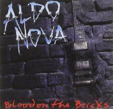 Blood On The Bricks ~ Aldo Nova  CD