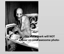 Vintage Devil Zombie Freak Demon PHOTO Scary Corpse Child Girl Boy Creepy Weird